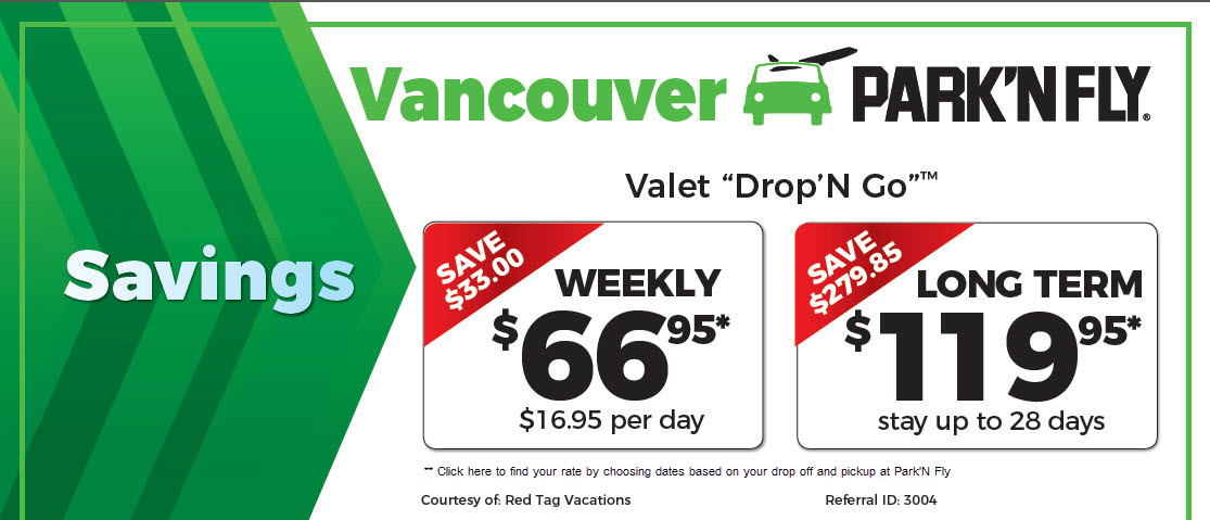 yvr airport economy parking coupon
