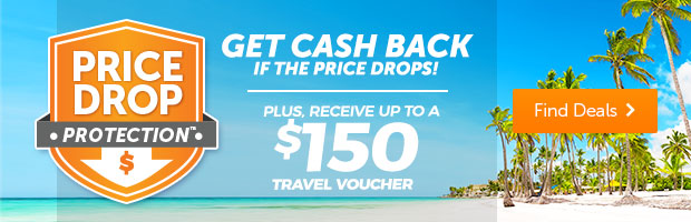 Price Drop Protection - get cash back if the price droped