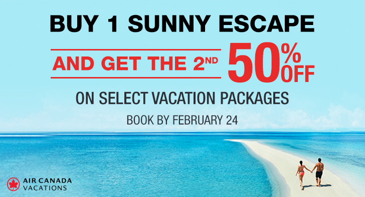 last minute vacation deals march 2019