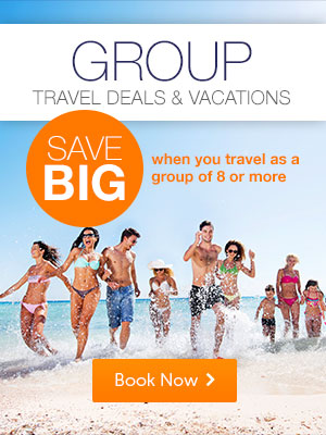 GROUP TRAVEL DEALS & VACATIONS